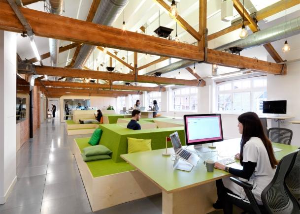 Trenduri in organizarea biroului managerial