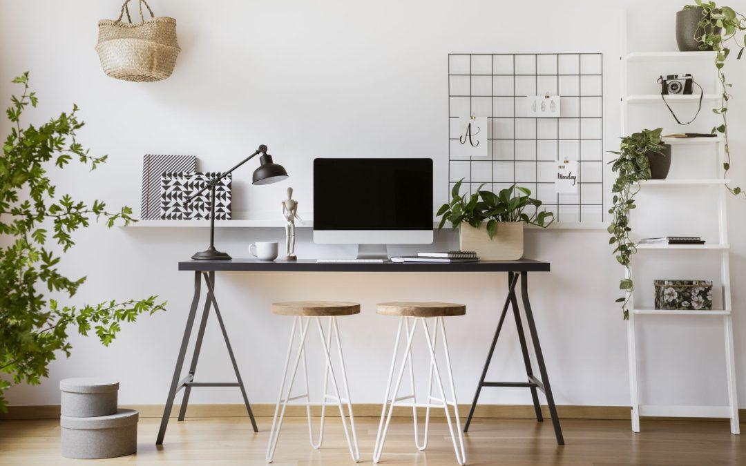 Cum sa iti organizezi biroul daca lucrezi de acasa