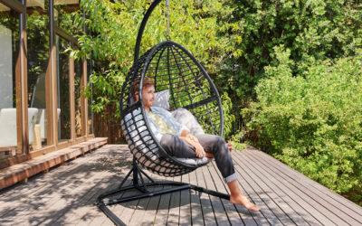 Cum alegi cel mai bun fotoliu de relaxare pentru gradina sau terasa