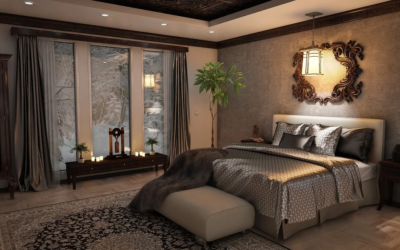 Trenduri in amenajarea dormitorului pentru 2021