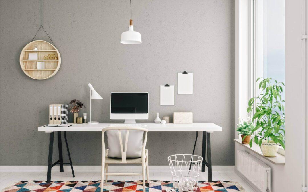 6 greseli pe care sa le eviti cand iti organizezi spatiul de birou acasa